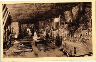 Wieliczka, St. Kunigund mine interior, chapel