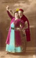 Turcsányi Olga és Ráthonyi Ákos