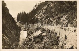 Grimselstrasse, Handeckfall / Grimsel Pass, waterfall