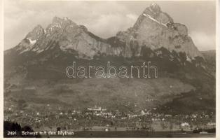 Schwyz, Mythen / mountain