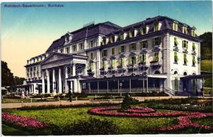 Rogaska Slatina, Rohitsch-Sauerbrunn; Kurhaus / spa