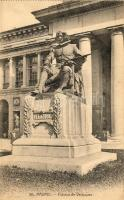 Madrid, Estatua de Velazquez / statue