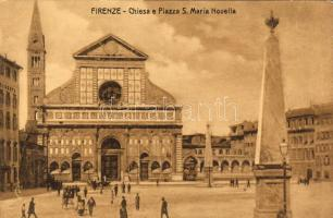 Firenze, Chiesa, Piazza S. Maria Novella / church, square