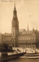 Hamburg, Rathaus / town hall