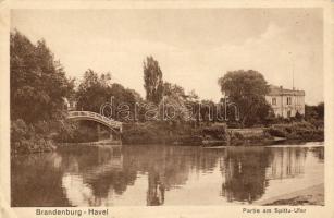 Brandenburg an der Havel, Spitta Ufer