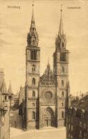 Nürnberg, Lorenzkirche / church