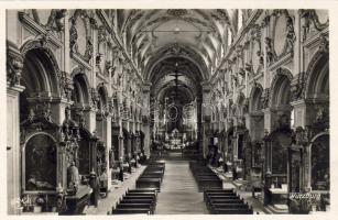 Würzburg, Dom, Mittelschiff / cathedral, nave, interior