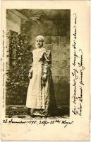 1898 Wilhelmina of the Netherlands
