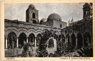 Palermo, Chiesa di S. Giovanni, Eremiti