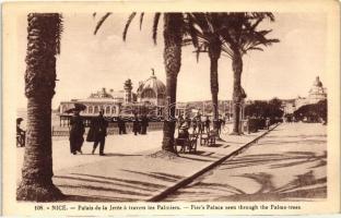 Nice, Pier's palace