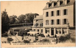 Ile-de-Bréhat, Grand Hotel du Port