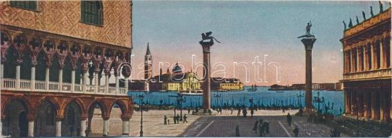 Venice, Venezia;  minicard (13,7 cm x 4,7 cm)