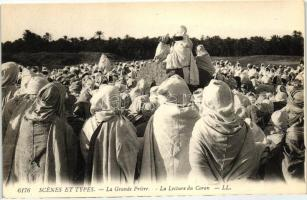 La Grande Priere / The Great Pray, Muslim folklore, A Nagy Imádság, iszlám folklór
