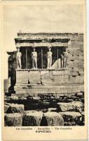 Athenes, Caryatides