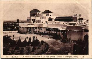 Rabat, New residence