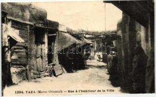 Taza, Inner street