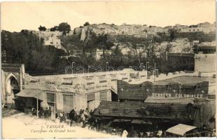 Tangier, Carrefour de Grand Socco