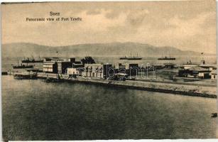 Suez, Port Tewfic