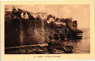 Rabat, Pointe des Oudayas