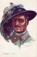 Italian army, Bersaglieri (marksman ), s: Em Dupius, Olasz hadsereg, Bersaglieri (mesterlövész), s: Em Dupius