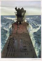 WWII German submarine, WWII Német tengeralattjáró
