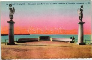Saint-Nazaire, Monument aux Morts