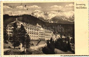 Semmering, Hotel Panhaus