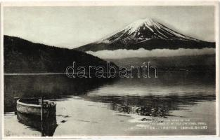 Mt. Fuji, Five lakes