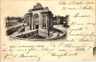 Lille, Paris gate