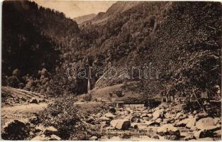 Luchon, Lys valley, Bounneau gorge