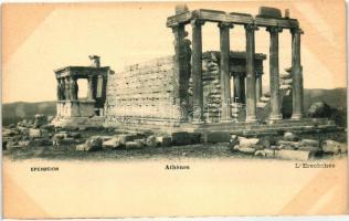 Athens, L'Erechtée