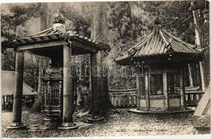 Kobe, temple garden