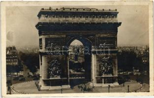 Paris, Arc de Triomphe, Párizs, Diadalív