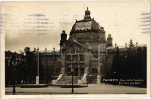 Zagreb, Art Pavilion, Zágráb, Művészeti csarnok