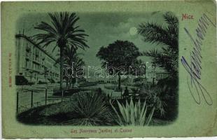Nice, Les Nouveaux Jardins et Casino / garden, casino