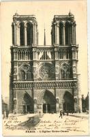 Paris, Eglise Notre Dame / church