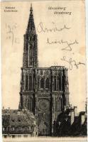 Strasbourg, Strassburg; Cathedral