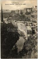 Luxembourg, Grund, Oberstadt