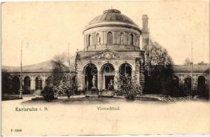 Karlsruhe, Vierordtbad / spa
