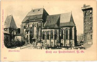 Perchtoldsdorf, Pfarrkirche / church