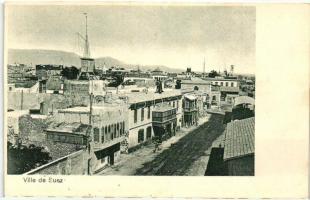 Suez, street