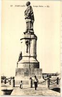 Port Said, Lesseps Statue