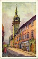 Brno, Brünn; Radnice / town hall s: Kousek