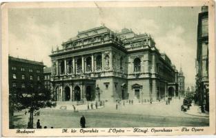 Budapest VI. Opera House, Budapest VI. Operaház