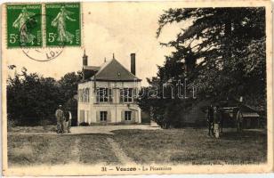 Vouzon, La Picasniere / villa
