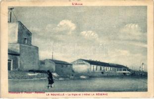 Port-la-Nouvelle, Vigle, Hotel La Reserve