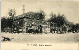Paris, Halles Centrales