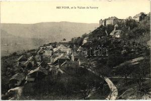 Belvoir, Vallon de Sancey
