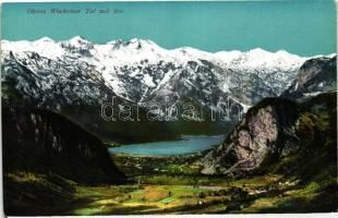 Bohinj valley, Oberes Wocheiner Tal, See / lake