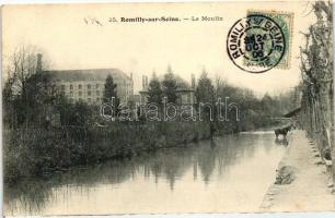 Romilly-sur-Seine, Le Moulin / mill